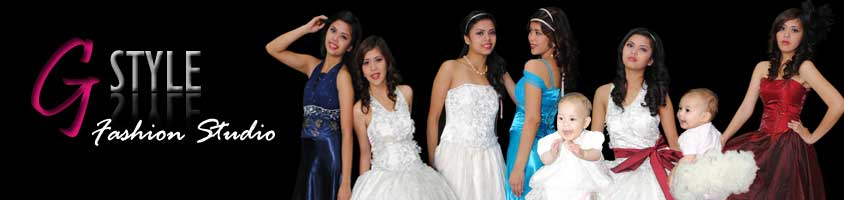 G Style Fashion Studio | Wedding Planner, Bridal Gowns in Baguio City