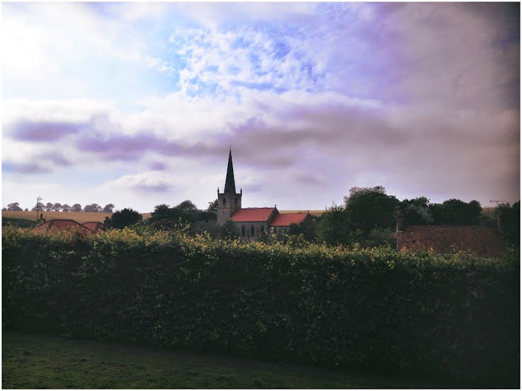 Yorkshire Churches and Sky