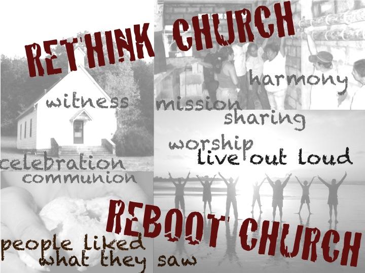 A Future Looking Church