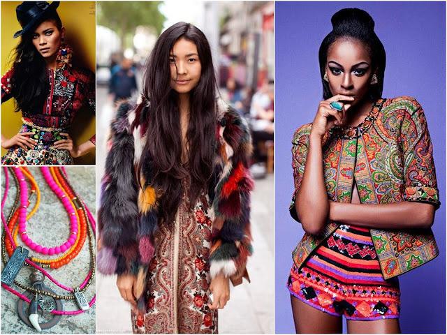 этнический стиль