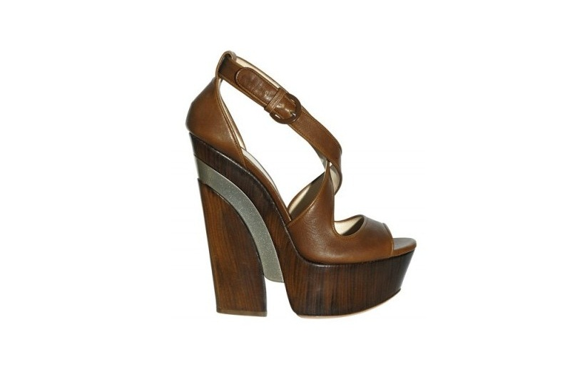 Casadei ~ Platform Sandals