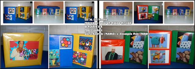 APRECIAÇÃO DE OBRAS DE ARTE  - RELEITURA DE GUSTAVO ROSA -Espaço do Educador
