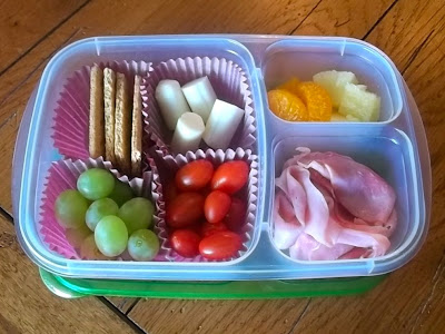 My first easyLunchboxes!