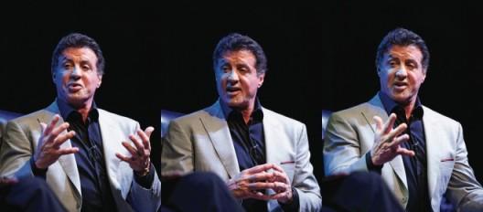 Entrevista com Sylvester Stallone