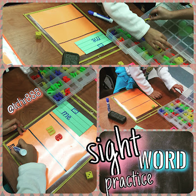 sight word activities