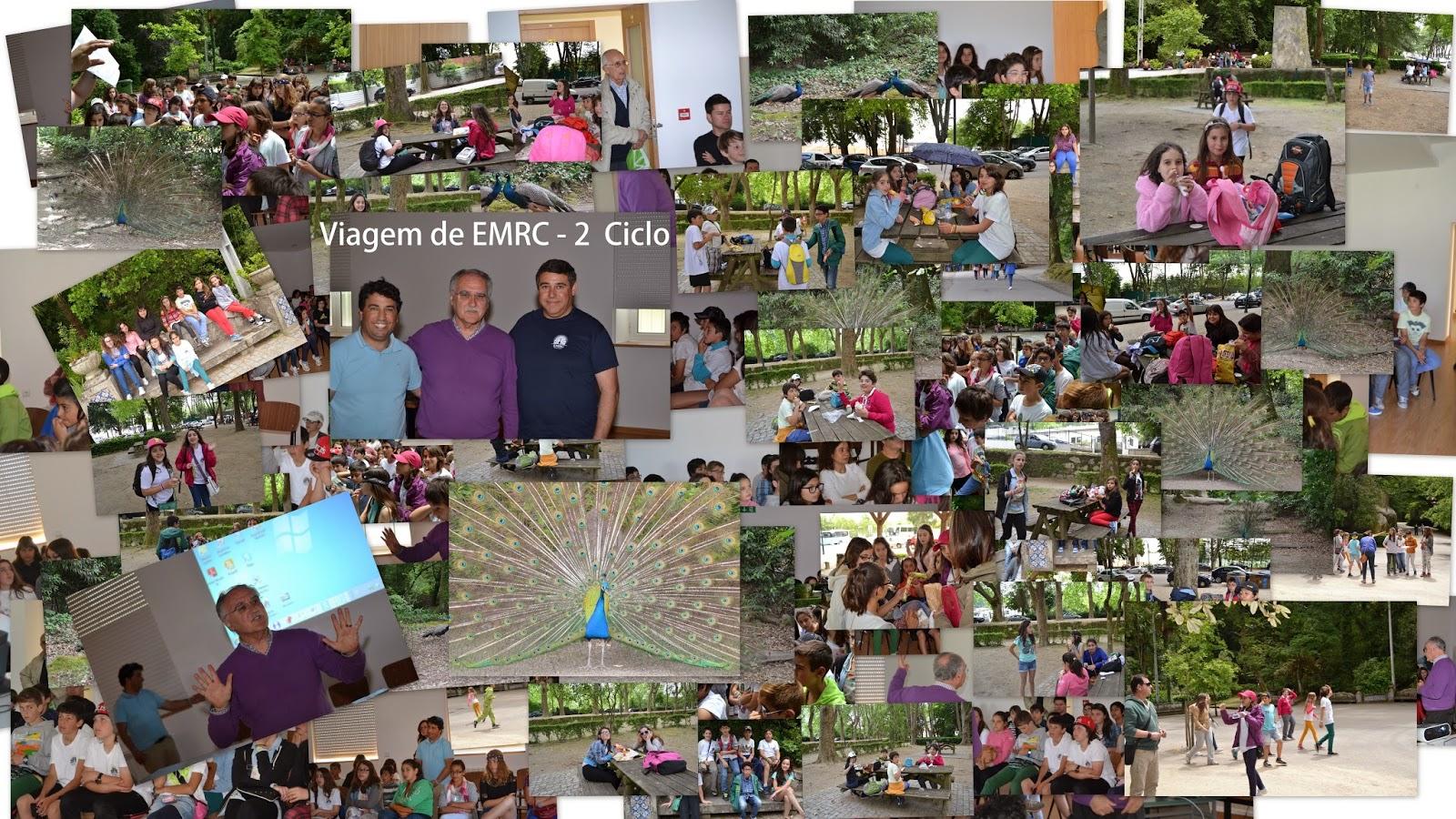 Fotografias da Visita de EMRC a Viseu (5º e 6º Anos)
