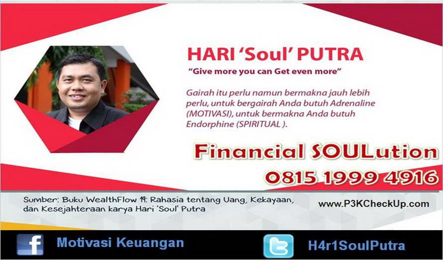 Hari Soul Putra 0815 1999 4916