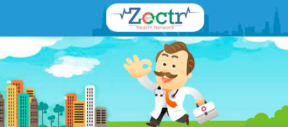 Zoctr.com Helathcare Startup raised $1mn angel funding