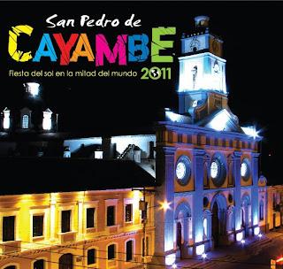 Fiestas de Cayambe