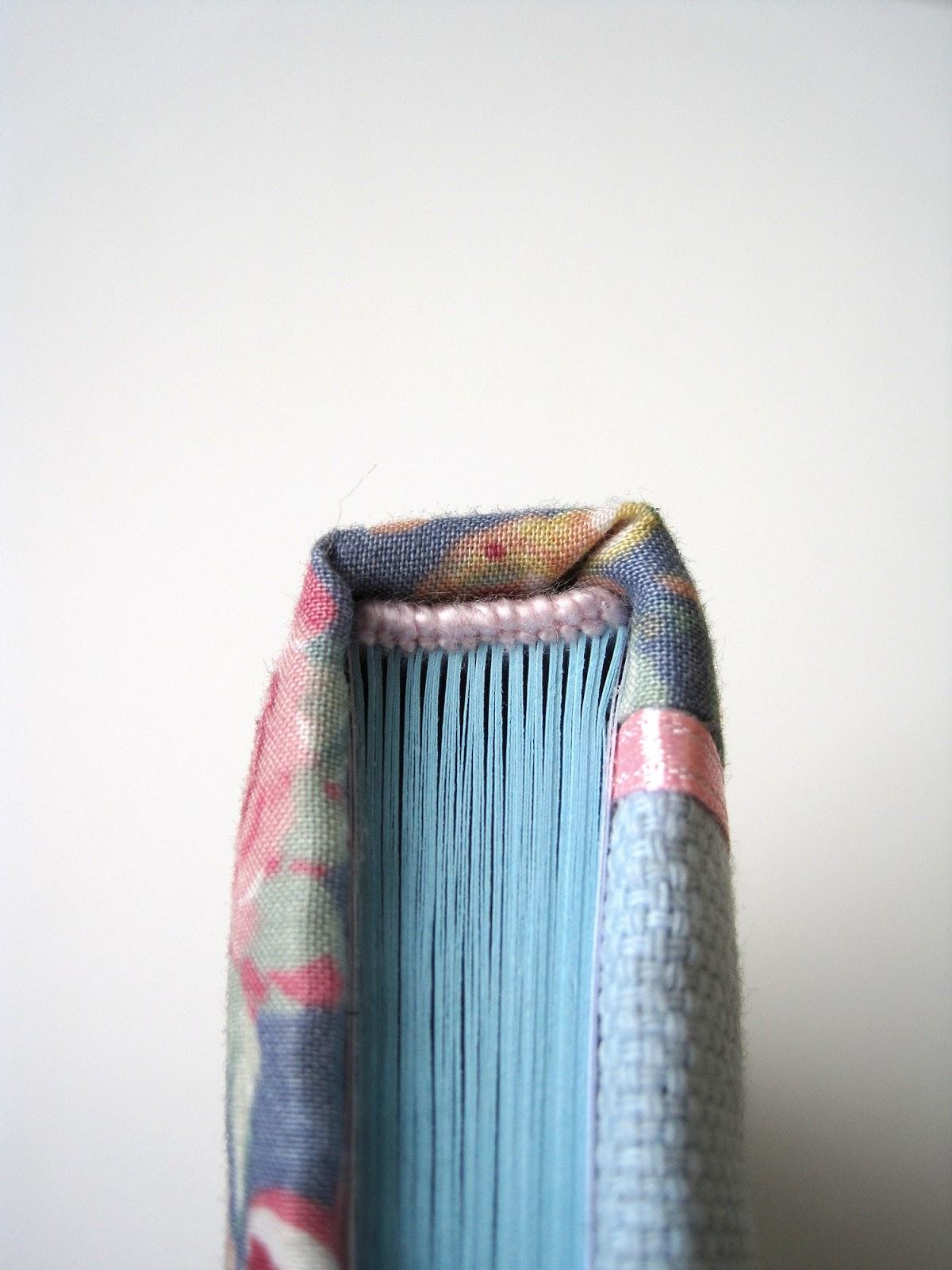hand made notebook блокнот ручной работы с нуля каптал