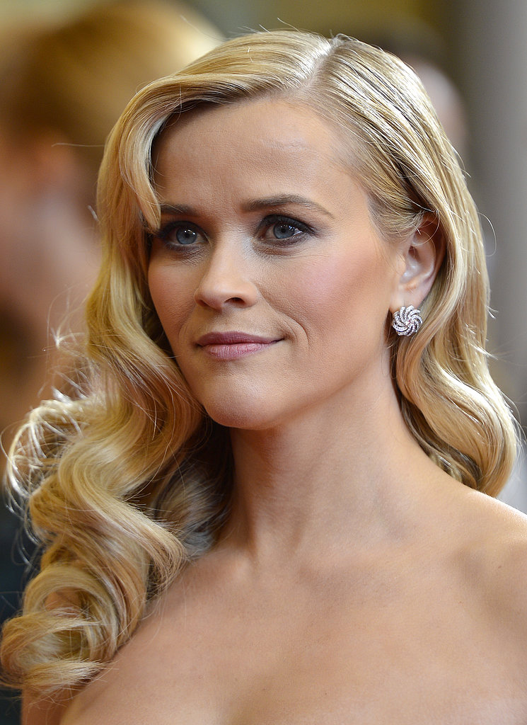 Celeb Diary Reese Witherspoon The Oscars 2013