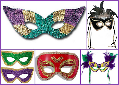 Mardi-Gras-Masks-Hats