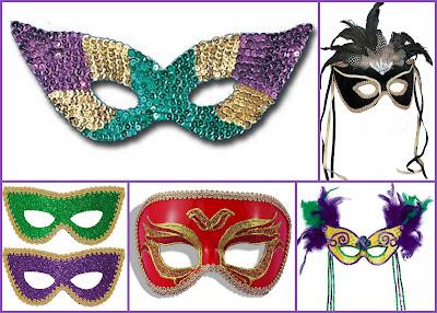 Mardi-Gras-Masks-Hats