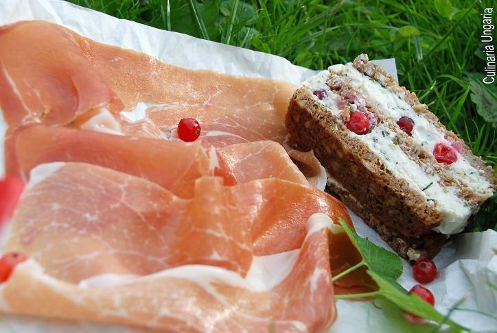 Leichte Sommerküche Claudia Seifert : Culinaria ungaria: heute bleibt die küche kalt: brot terrine mit