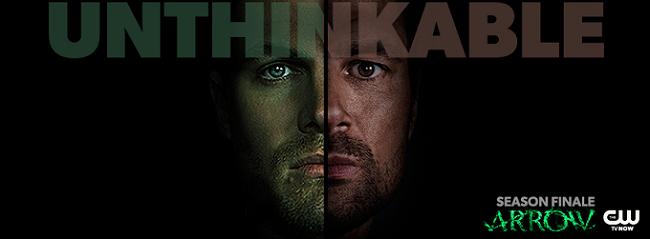 Arrow sezonul 2 episodul 23 ( Unthinkable )