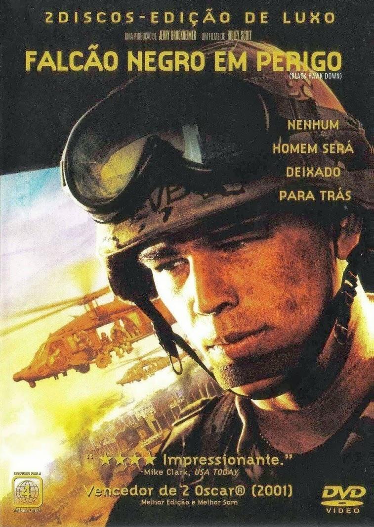 Falcão Negro em Perigo – Dublado (2001)