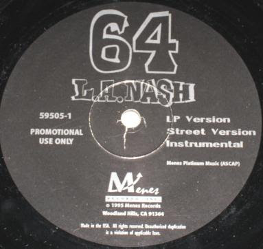 L.A. Nash – 64 (VLS) (1995) (256 kbps)