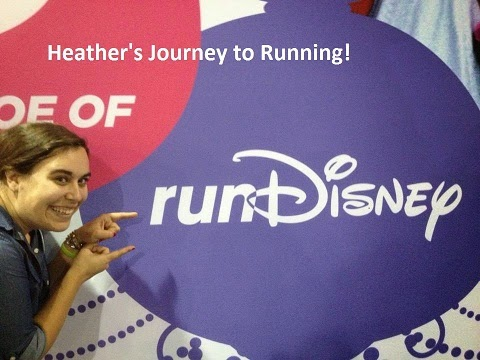 Heather's Journey To Running!