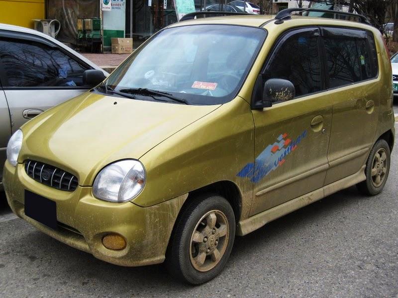 Modifikasi Hyundai Atoz Gold