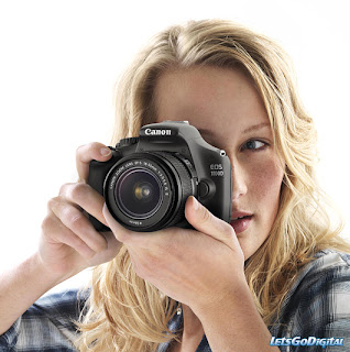 Canon EOS 1100D, DSLR for begginer, entry level camera