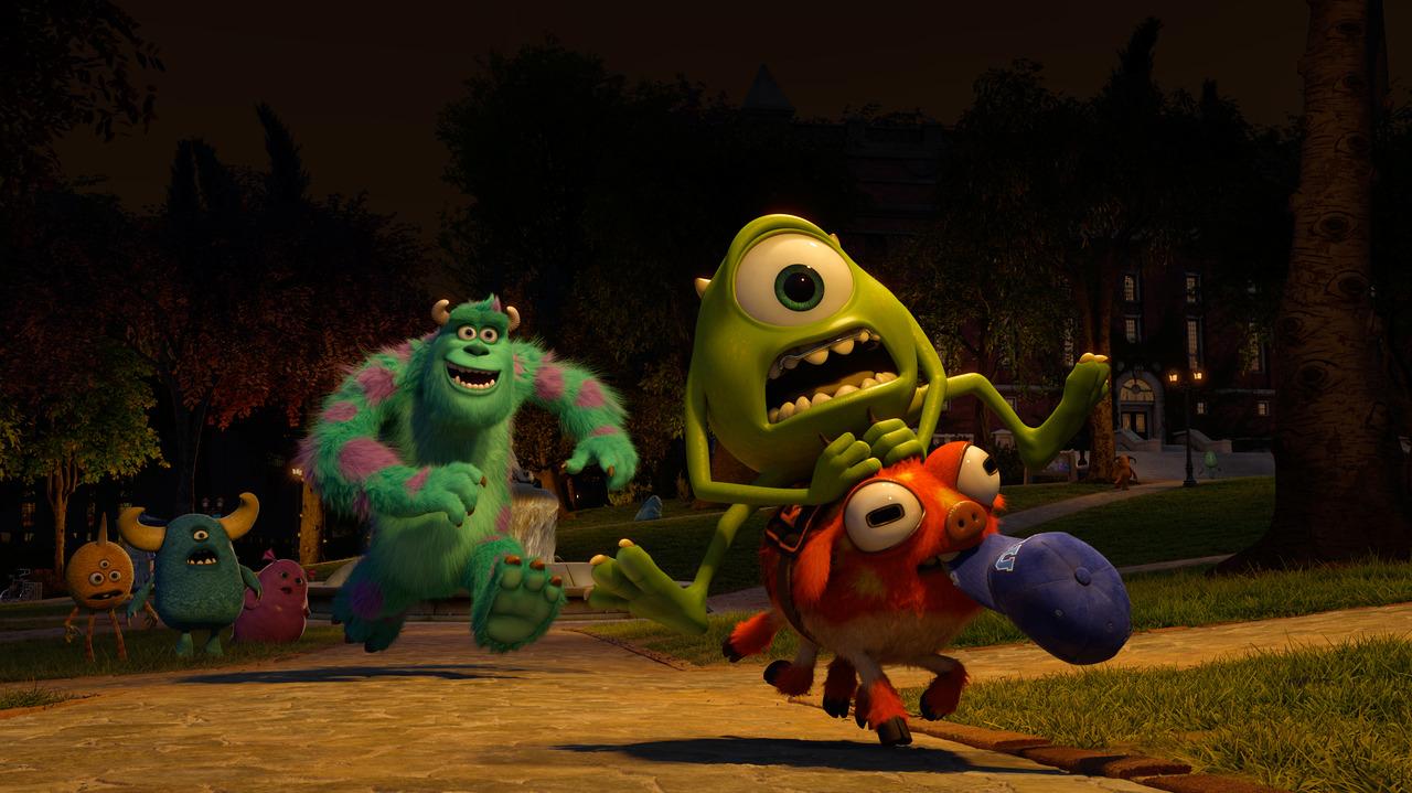 Monsters University  Disney Movies