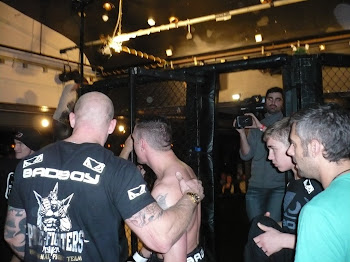 UK1 MMA Fight Night