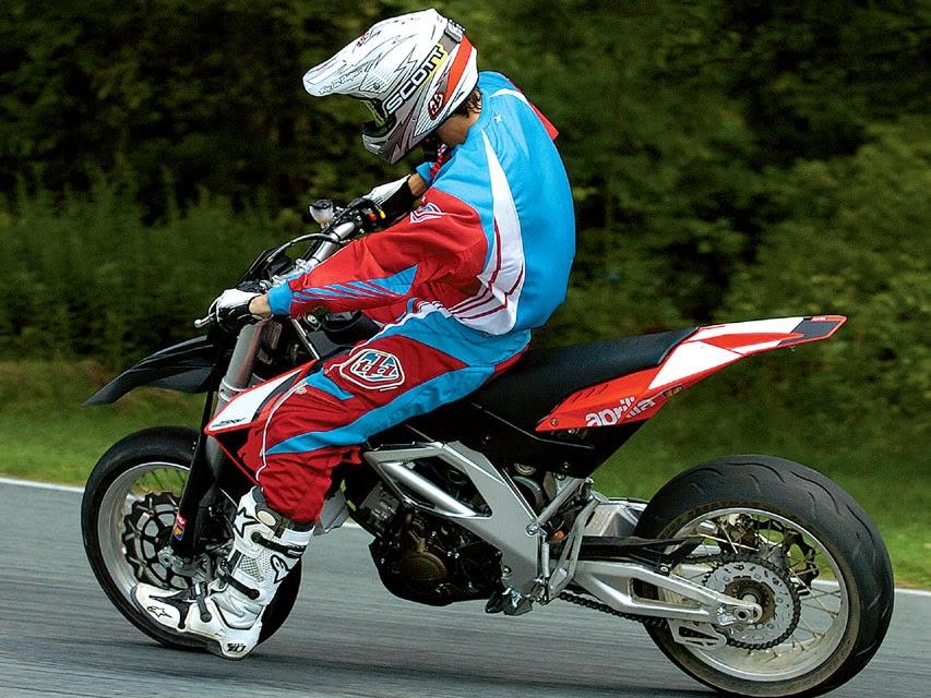 Aprilia SXV 250cc Sports X-Bike HD Wallpapers