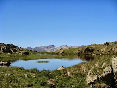 Tres Estanys. Pallars Sobirá.