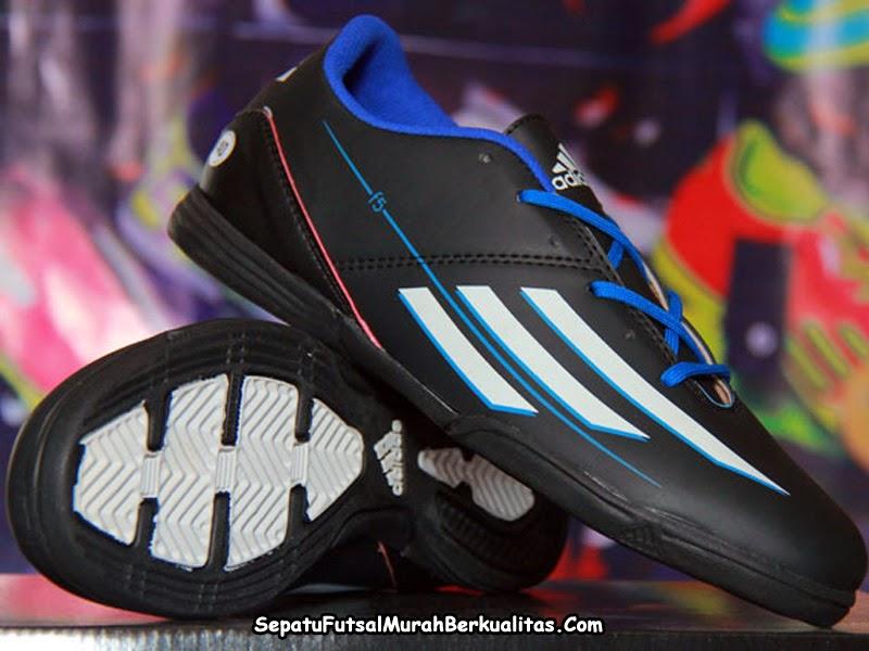Jual Sepatu Futsal Adidas F5 Messi Hitam