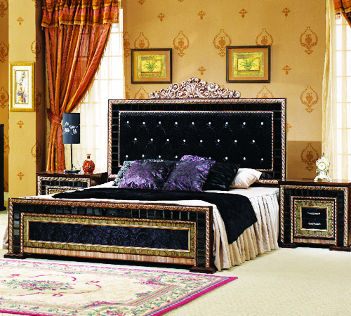 Wooden bedroom furniture designs an interior design for Bedroom furnishing designs