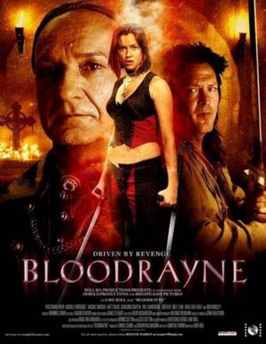 Giọt Máu Ma Cà Rồng Bloodrayne