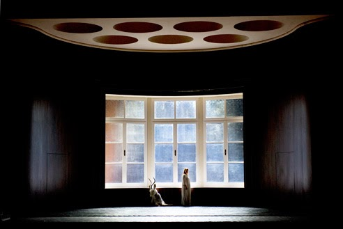 Die Frau Ohne Schatten, photo from  Teatro all Scala, Pictures by  Monika Rittershaus