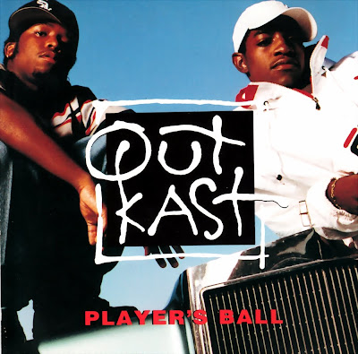 Outkast - Players Ball-(CDS)-1994