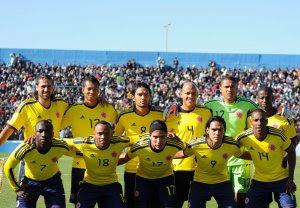 SELECCION COLOMBIA COPA AMERICA 2011