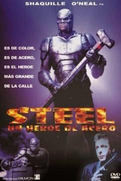 Steel Un Heroe de Acero en Español Latino