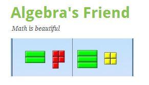 Algebra's Friend