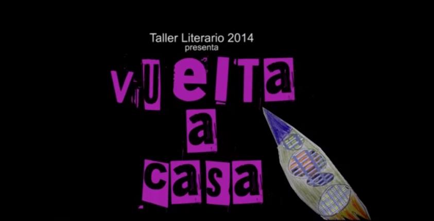TALLER LITERARIO - VIDEO MUESTRA FIN DE AÑO - 2014