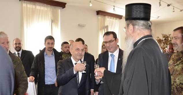 Мустафа и Теодосије славили заједно српску Нову годину