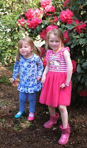 2 wonderful granddaughters