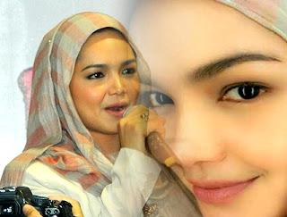 Isu Tudung Separuh Terimalah Saya Seadanya – Siti Nurhaliza