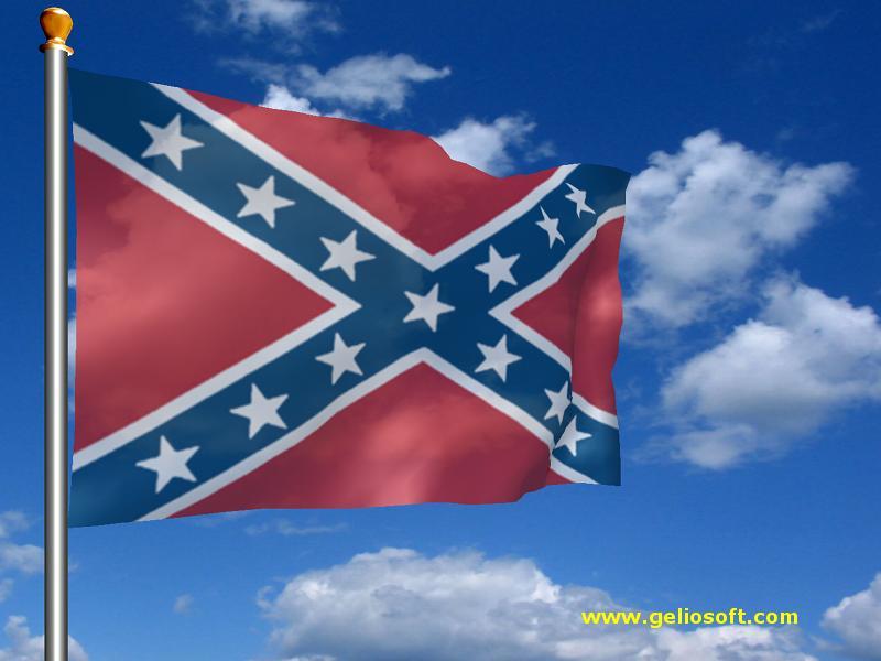 Rebel Flag Desktop