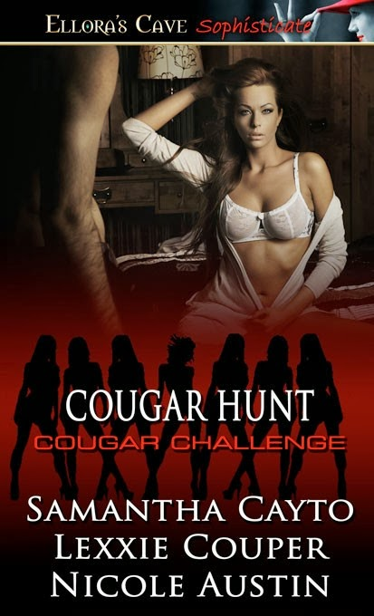 In print ~ Cougar Hunt