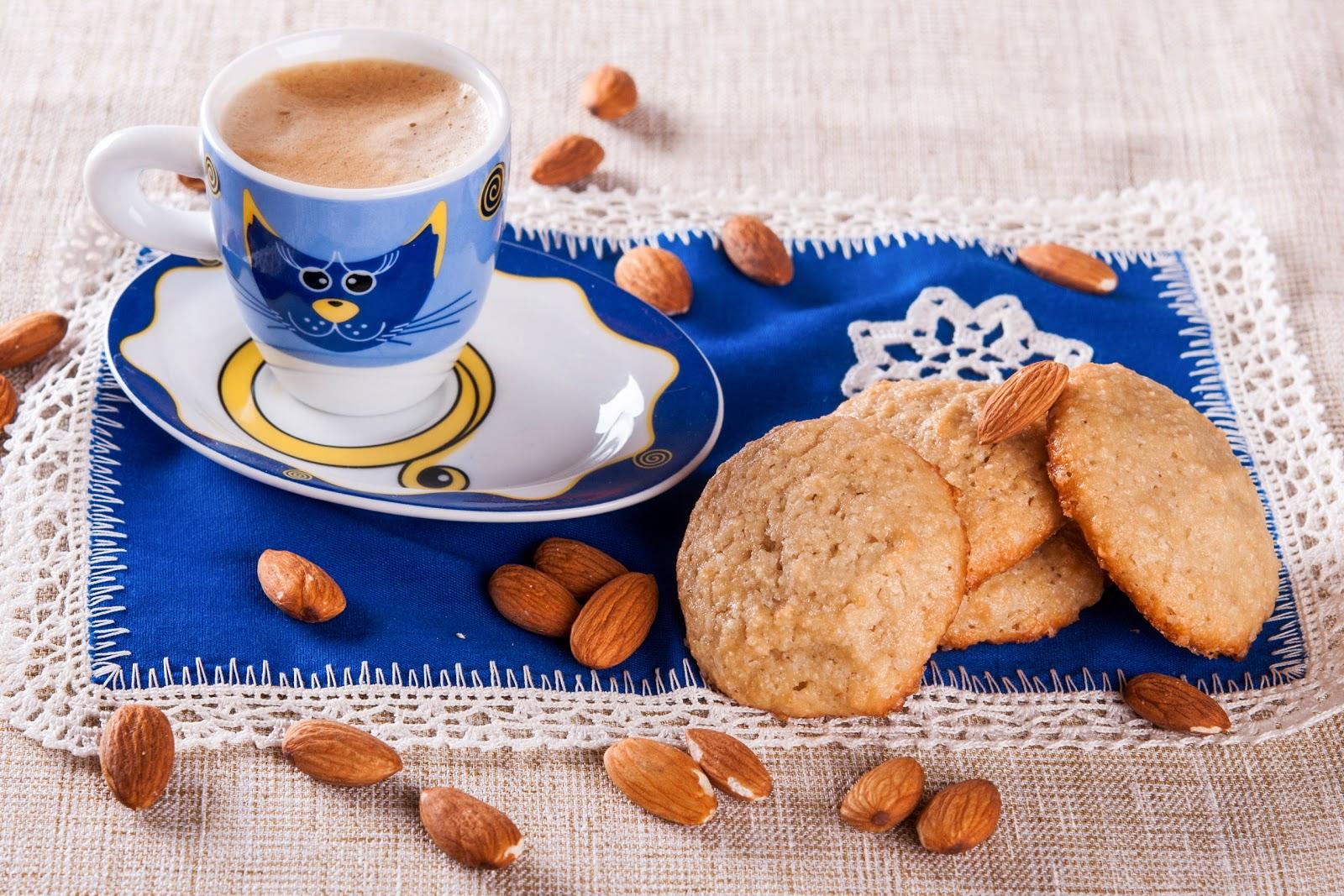 Бадемови сладки Амарети