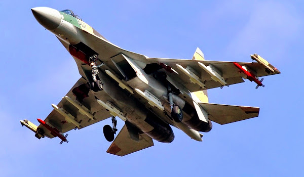 Sukhoi Su-35 Flanker E. PROKIMAL ONLINE Kotabumi Lampung Utara