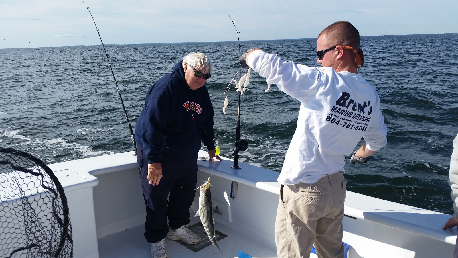 Southern tide guide service fishing report fishing is for Is fishing good today
