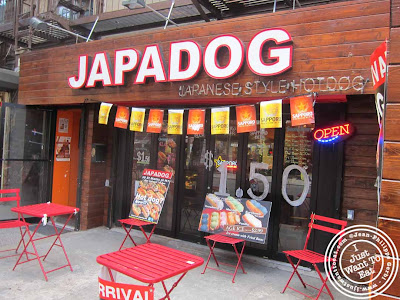 Image of Japadog in NYC, New York