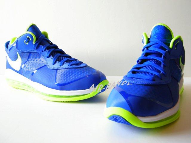 lebron 8 sprite. Nike Lebron 8 V/2 Low