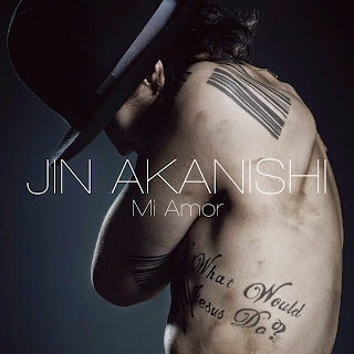 Text Jin Akanishi Mi Amor Lyrics