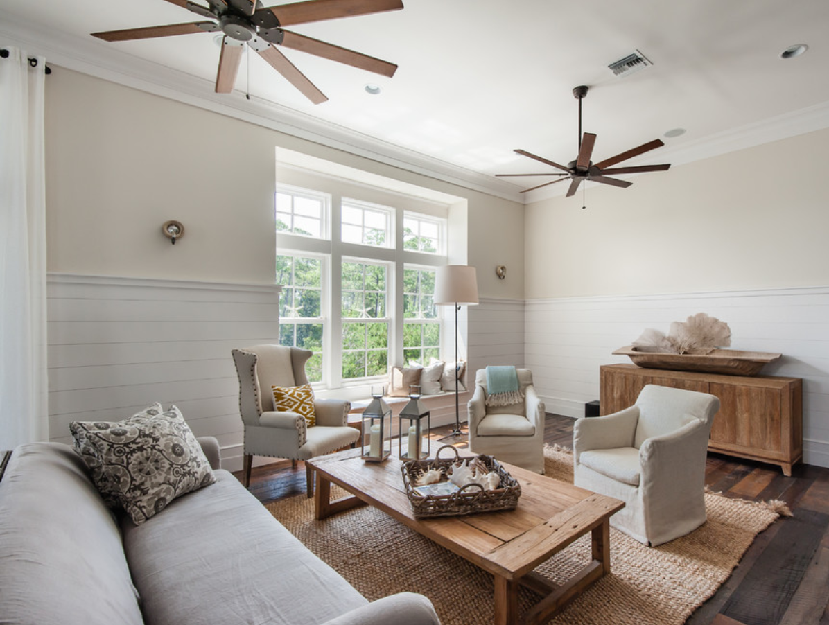 Truth Be Told Besides The Simplicity And Sexiness Of This Ceiling Fan  (shown Above), I Am Also Flipping Out Over How Gorgeous This Home Is (not  Far From ...