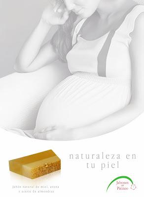 Jabón de Miel, avena y aceite de almendras